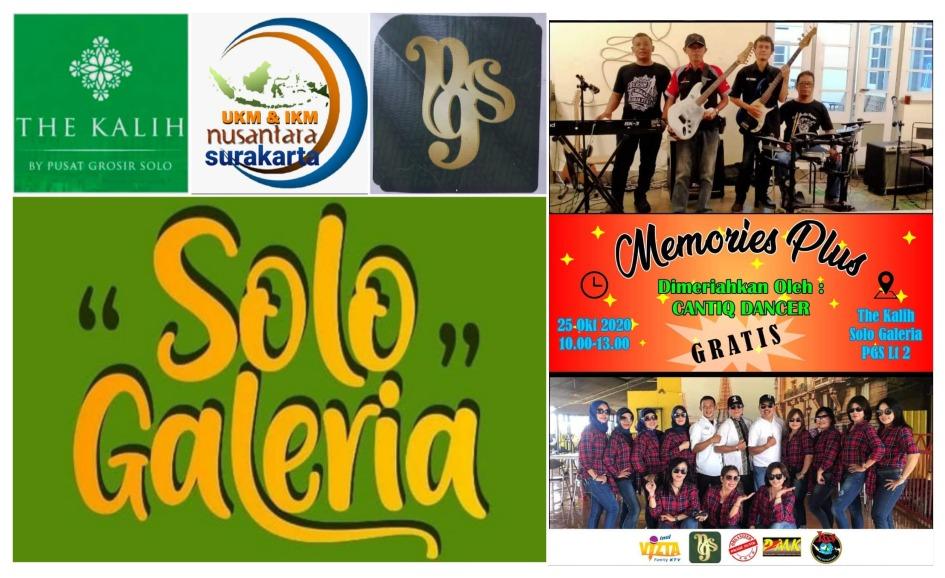 Solo Galeria Pgs Solo Tempat Promosi Market Produk Ukm Solo Raya Sekaligus Ajang Seni Pengganti Thr Sriwedari Lintas News